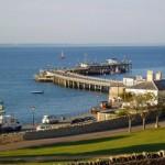 Swanage Pier 1